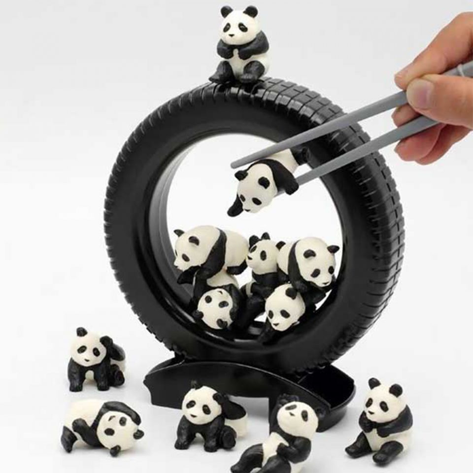 Panda-darake-game