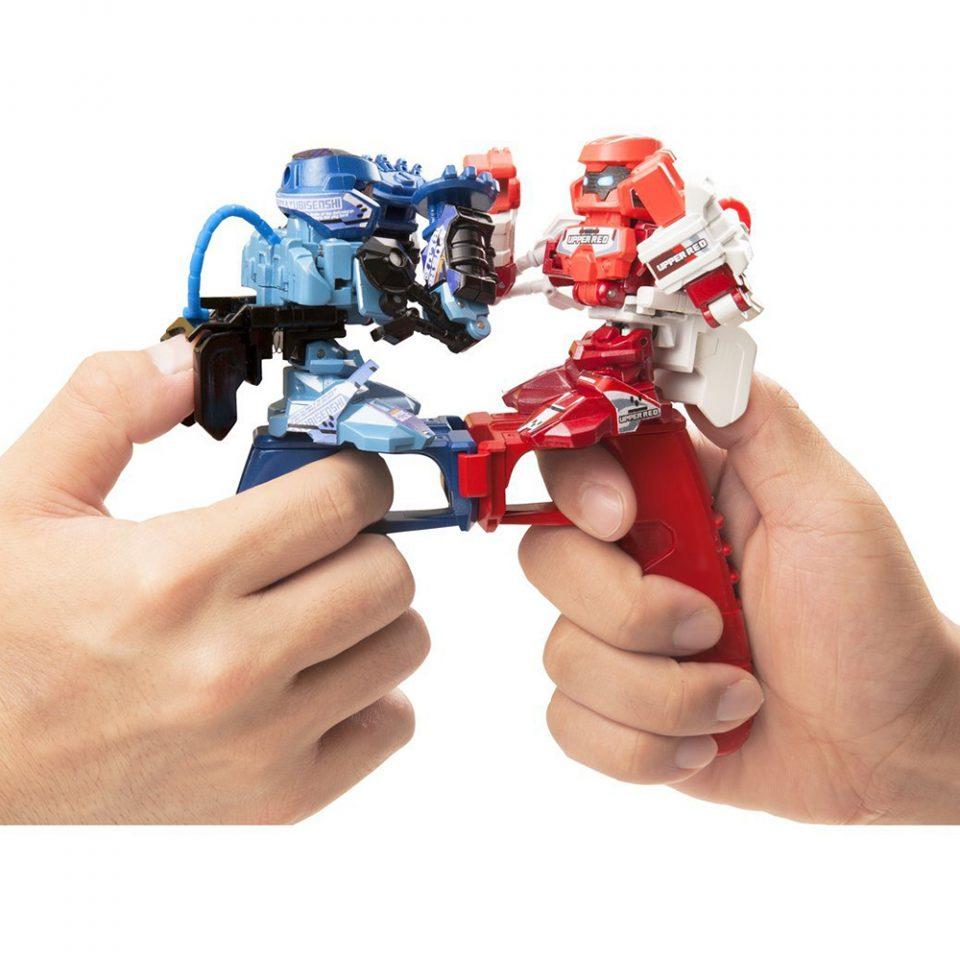 Robots-lucha-de-pulgares