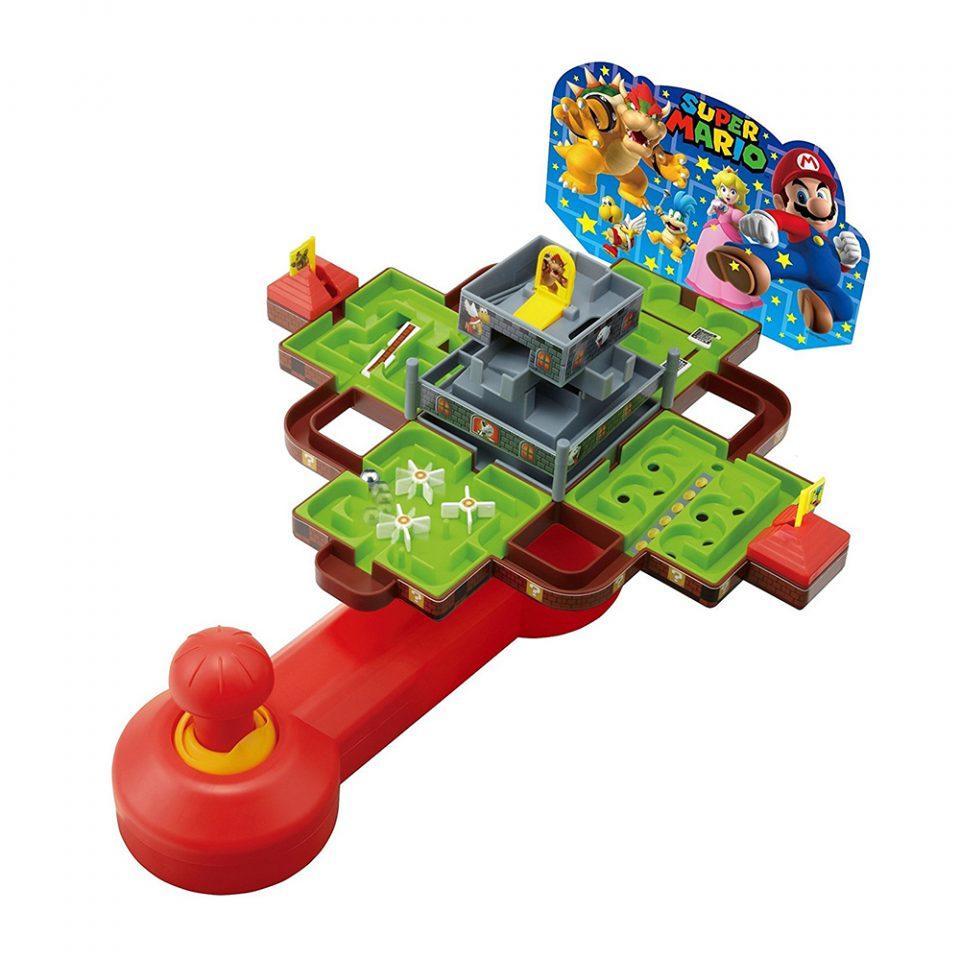 Super-Mario-3D-Maze-Game