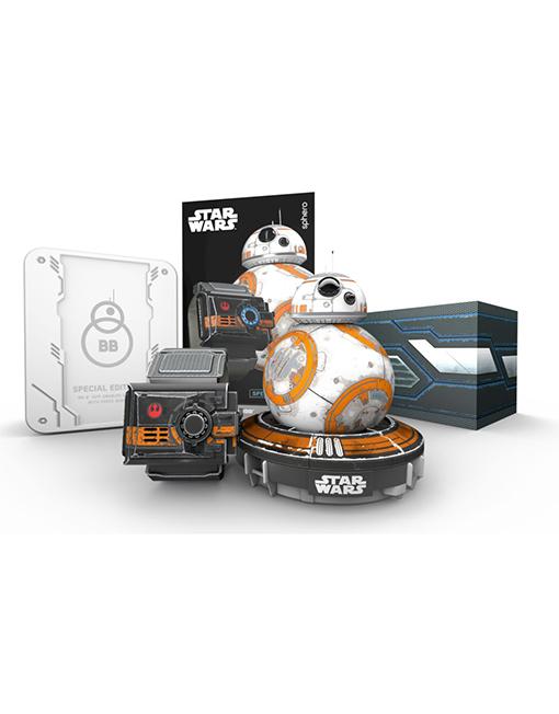 Droide-BB-8-de-Sphero-con-Force-Band-star-wars