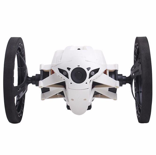 mini dron parrot jumping app front