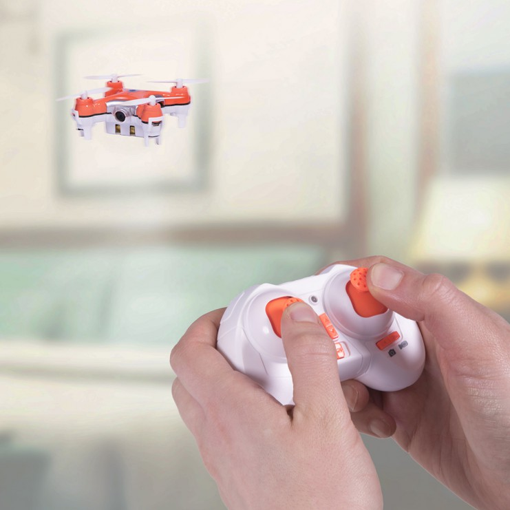 Mini Drone con Cámara vuelo