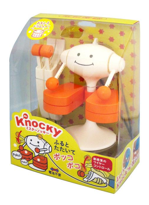 Mr Knocky Juguete musical batería