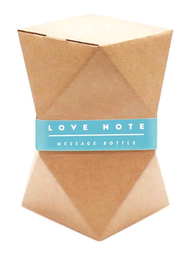 regalo perfecto san valentin mensaje en una botella de amor