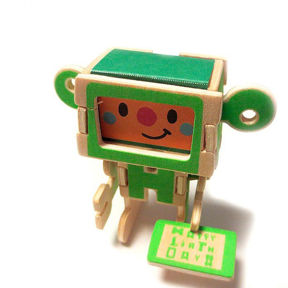Tarjeta-de-Felicitación-Robot-de-Madera-4