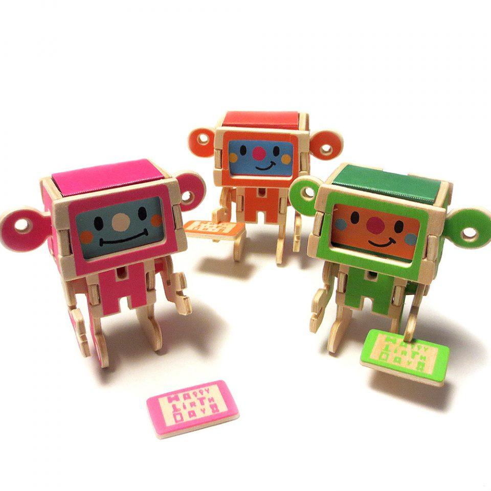 Tarjeta-de-Felicitación-Robot-de-Madera