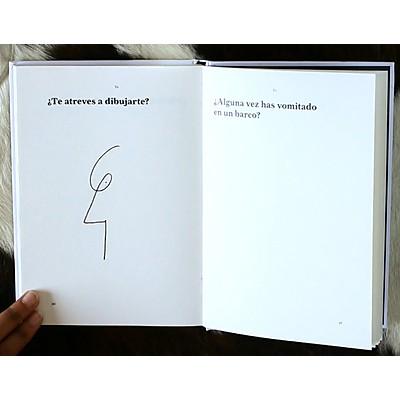 yo, el libro de tu vida, dibujate