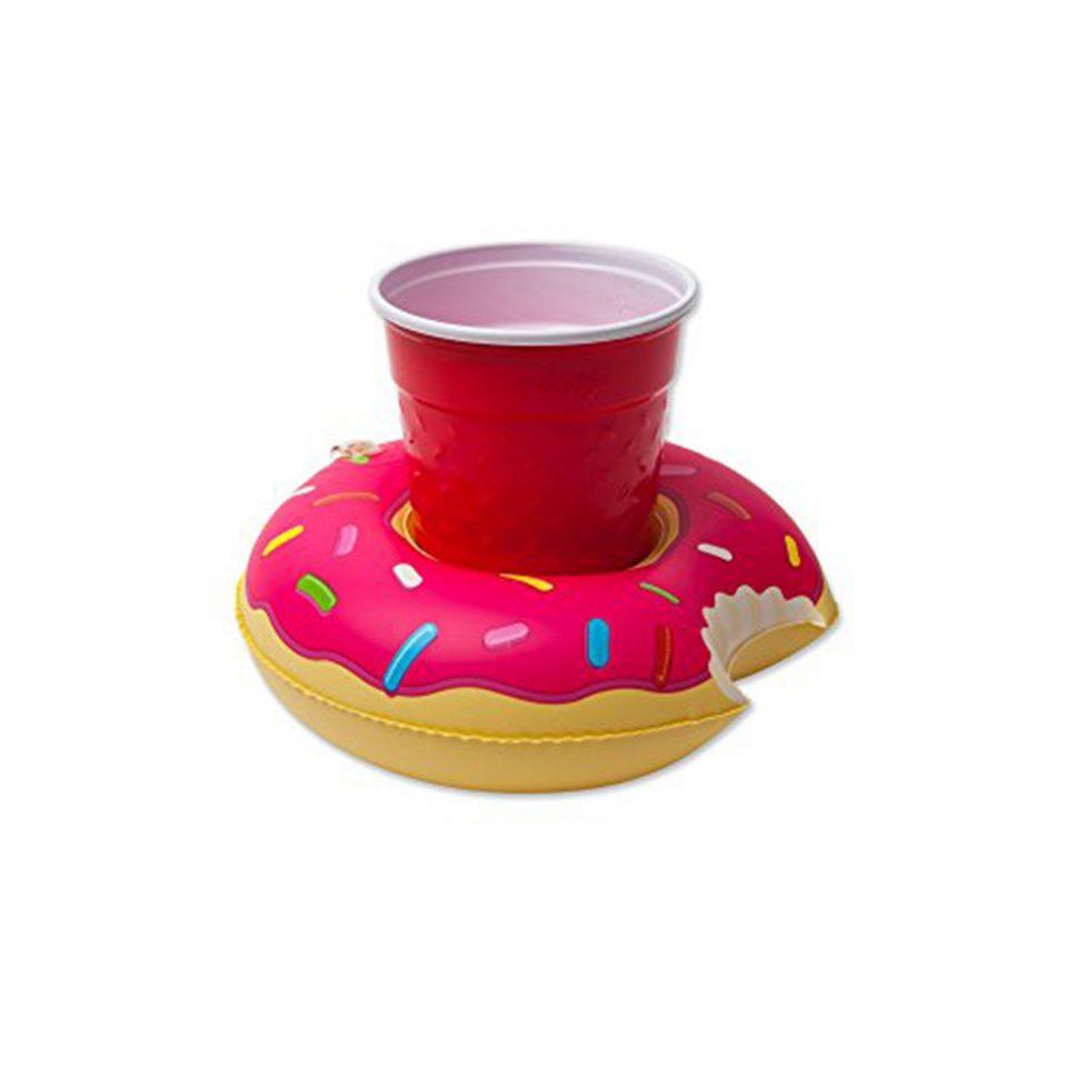 Inflables-para-bebidas-con-forma-de-donut,-3-piezas-BigMouth-3