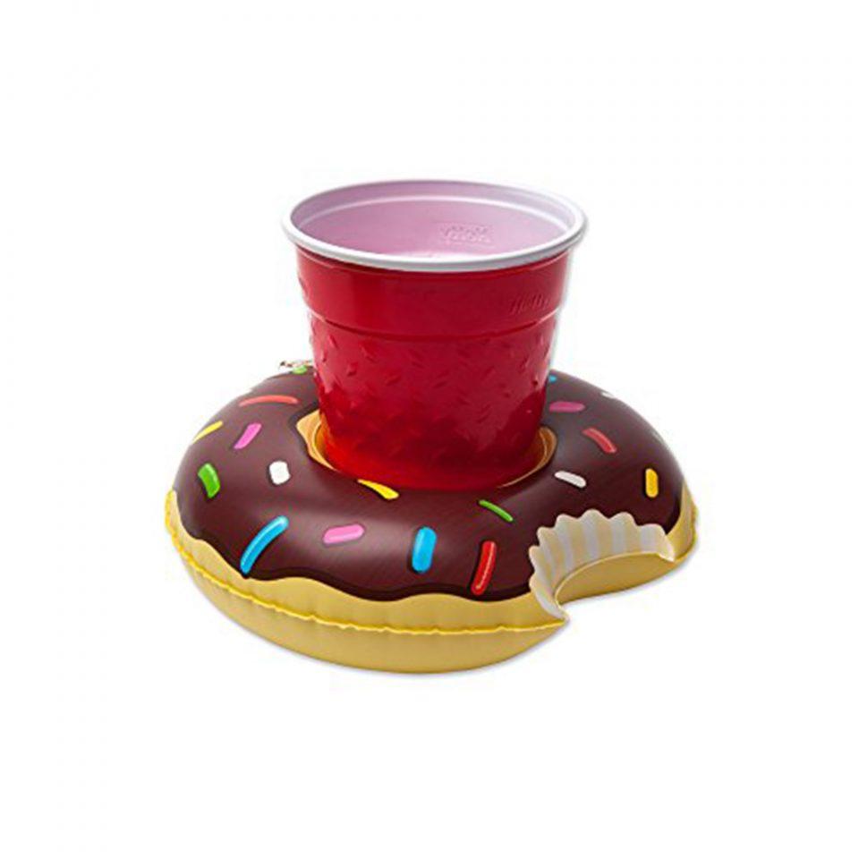 Inflables-para-bebidas-con-forma-de-donut,-3-piezas-BigMouth