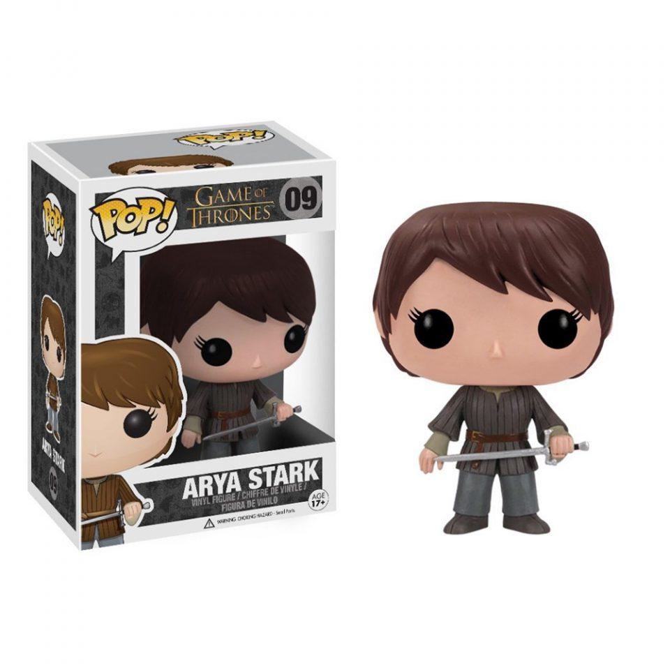 Muñeco-de-Vinilo-POP!-Arya-Stark-Juego-de-tronos