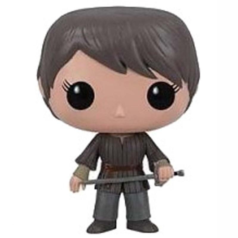 Muñeco de Vinilo POP! Arya Stark Juego de tronos funko
