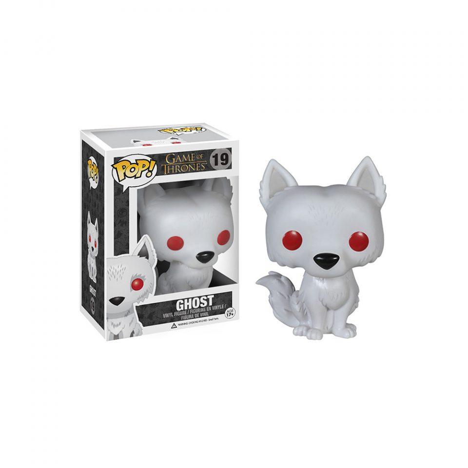 Muñeco-de-Vinilo-POP!-Lobo-Fantasma-Juego-de-tronos-ghost