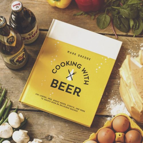 Libro Booking with beer (Cocinando con Cerveza)