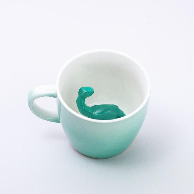 Taza dino mug dinosaurio