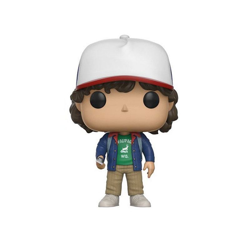Muñeco-de-Vinilo-Funko-Pop-Stranger-Things-Dustin-2