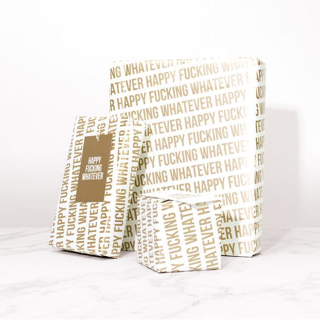 Papel de regalo Abusive Wrap