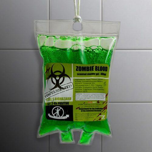 Gel de ducha Zombie