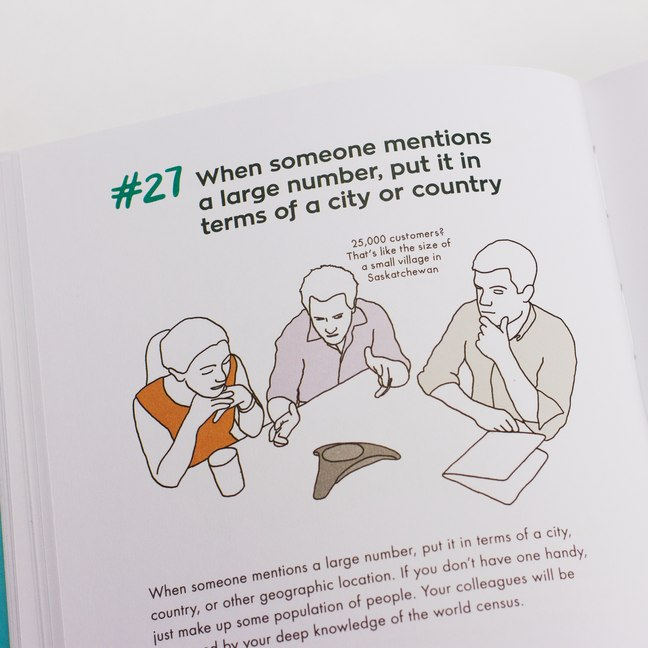 Libro 100 Tricks To Appear Smart In Meetings 5