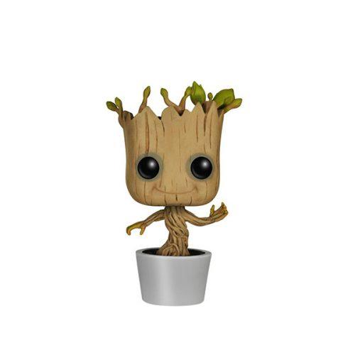 Muñeco de Vinilo Funko Pop Dancing Groot Guardianes de la Galaxia