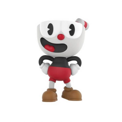 Muñeco de vinilo Funko Pop Cuphead Rojo