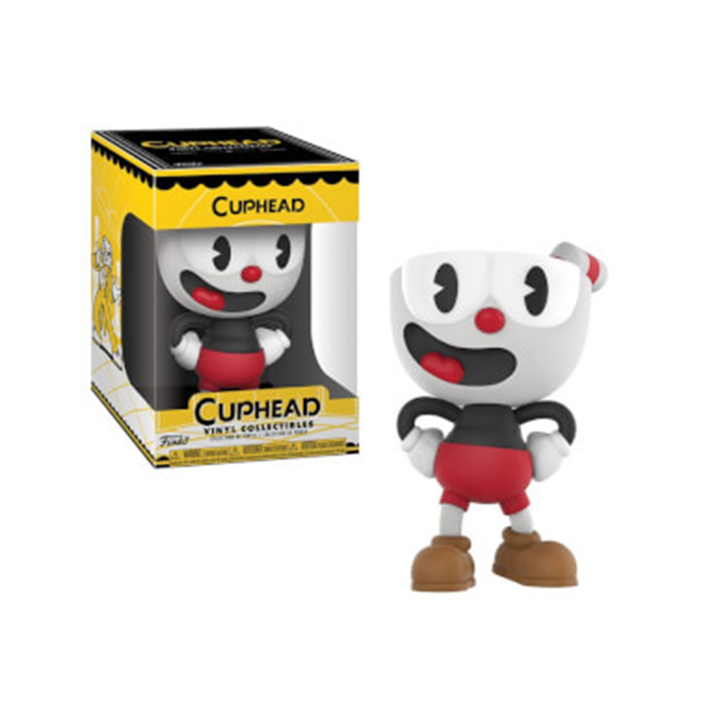 Muñeco-de-Vinilo-POP!-Cuphead-Rojo