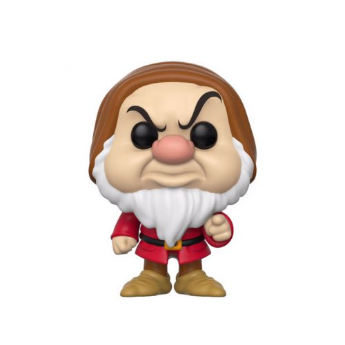 Muñeco de vinilo Funko Pop Disney Blancanieves Gruñón