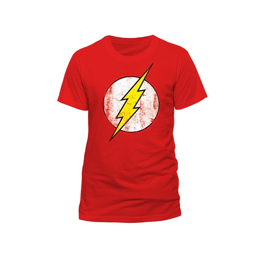 Camiseta-Flash-DC-Comics