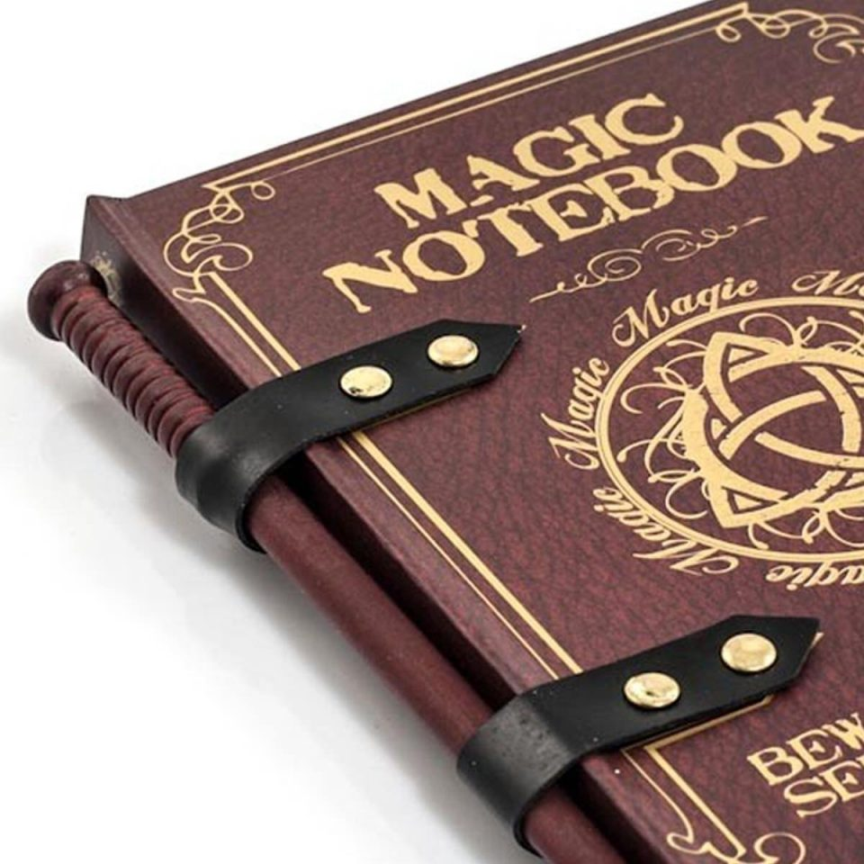 Magic Notebook Harry Potter
