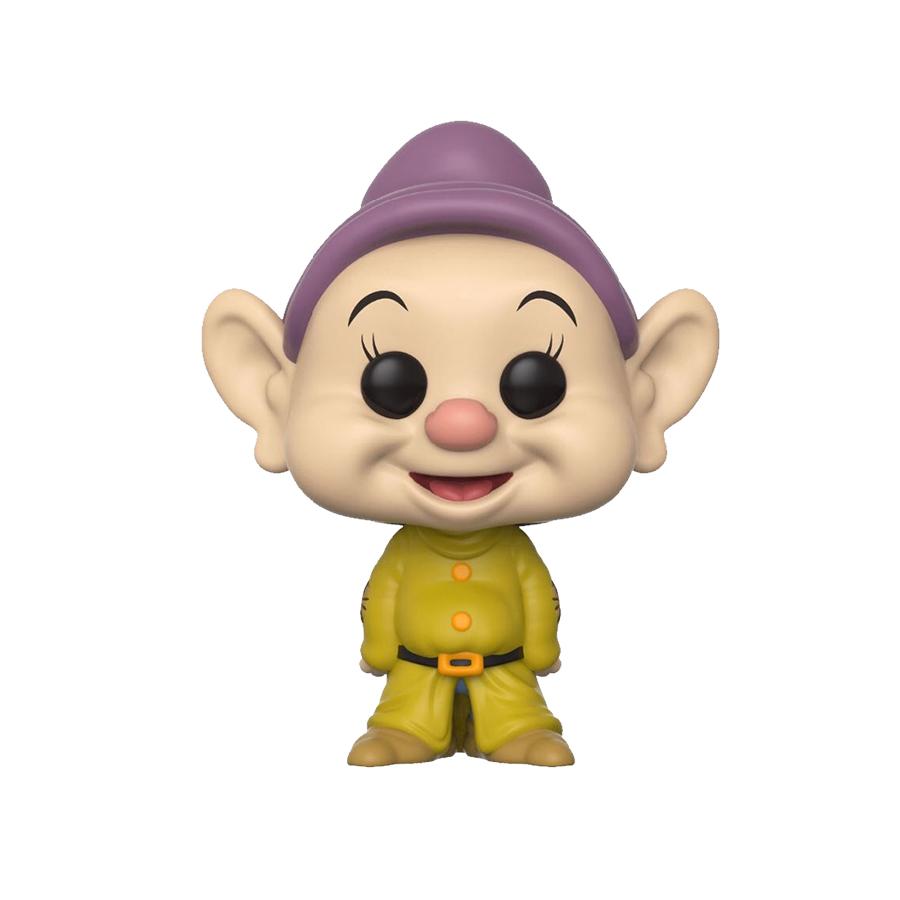 Muñeco-de-vinilo-Funko-Pop-Disney-Blancanieves-Mudito