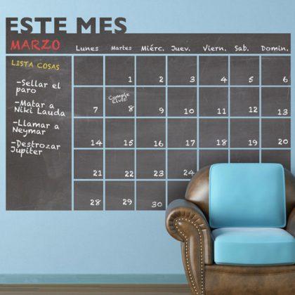 Pizarra-mensual