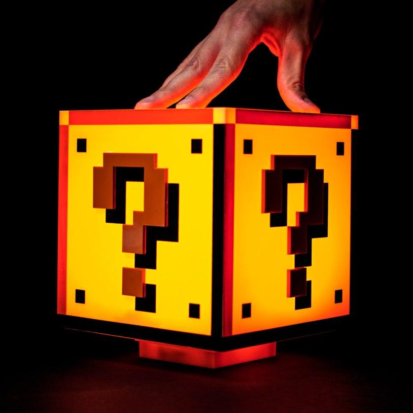 Lámpara Super Mario 3