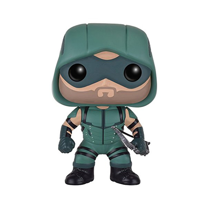 Muñeco-de-Vinilo-Funko-Pop-Green-Arrow