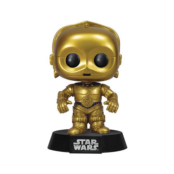 Muñeco-de-Vinilo-Funko-Pop-Star-Wars-C3PO