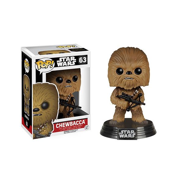 Muñeco-de-Vinilo-Funko-Pop-Star-Wars-Chewbacca-2