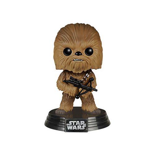 Muñeco de Vinilo Funko Pop Star Wars Chewbacca