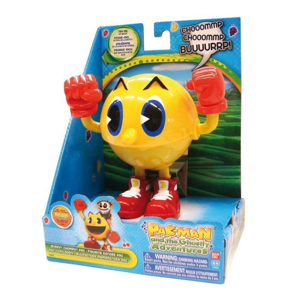 Pacman Comilón de Bandai 2