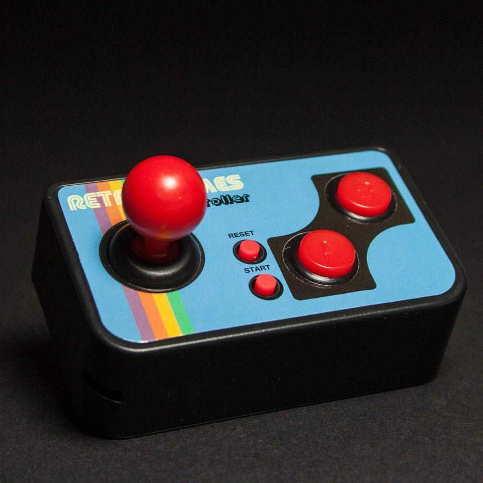 Thumbs Up MINTVGAME. Controlador de Juegos, Diseño Retro 3