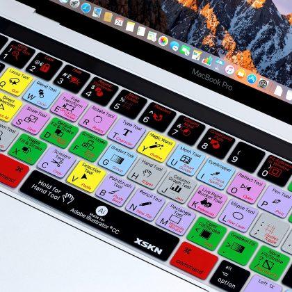 Atajo de teclado para diseñadores