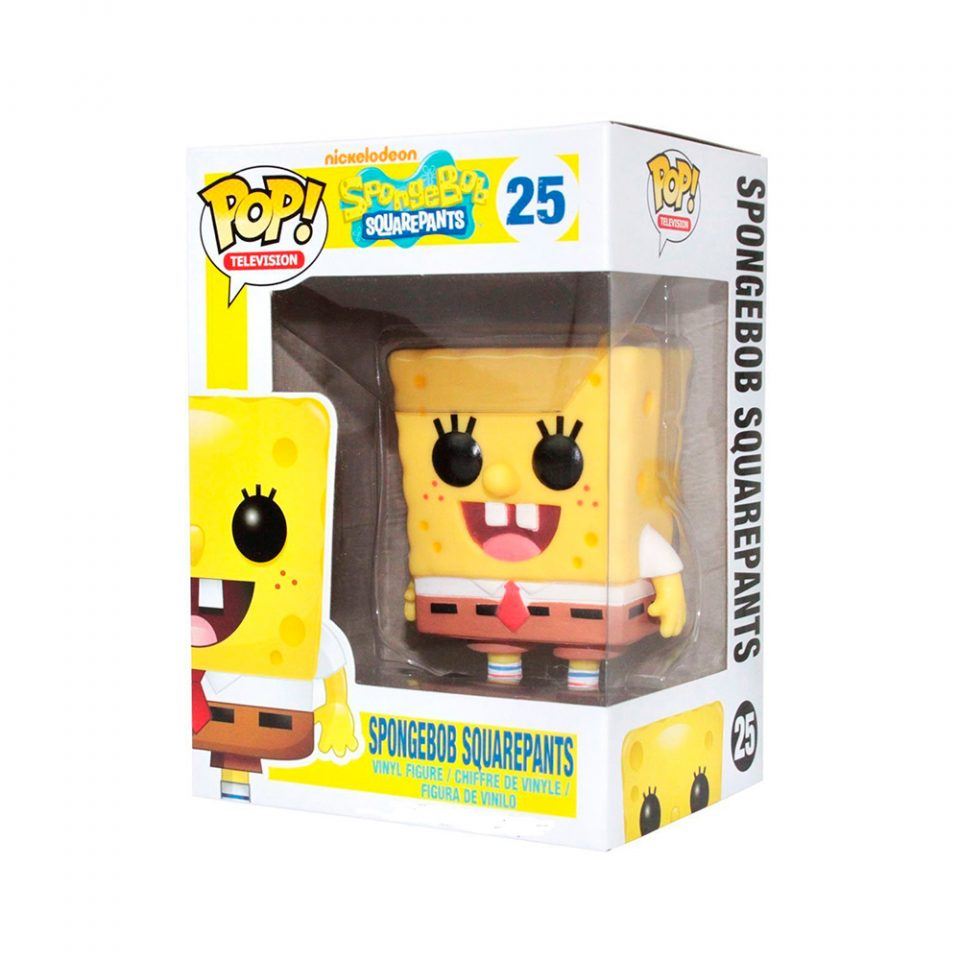Funko-Pop-Bob-Esponja