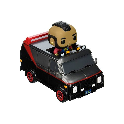 Funko Pop Mr T y la furgoneta del equipo A