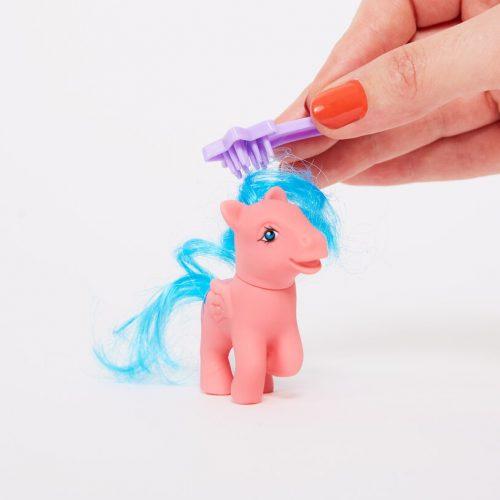 El pequeño pony más pequeño del mundo