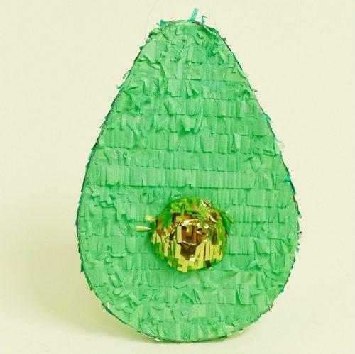 Piñata de fiesta con diseño de aguacate de Ginger Ray