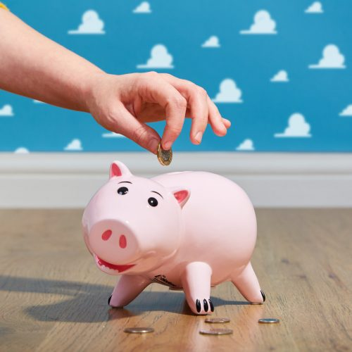 Hucha Toy Story Hamm Piggy Bank