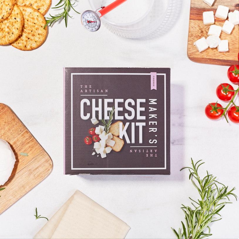 Kit para hacer queso artesanal