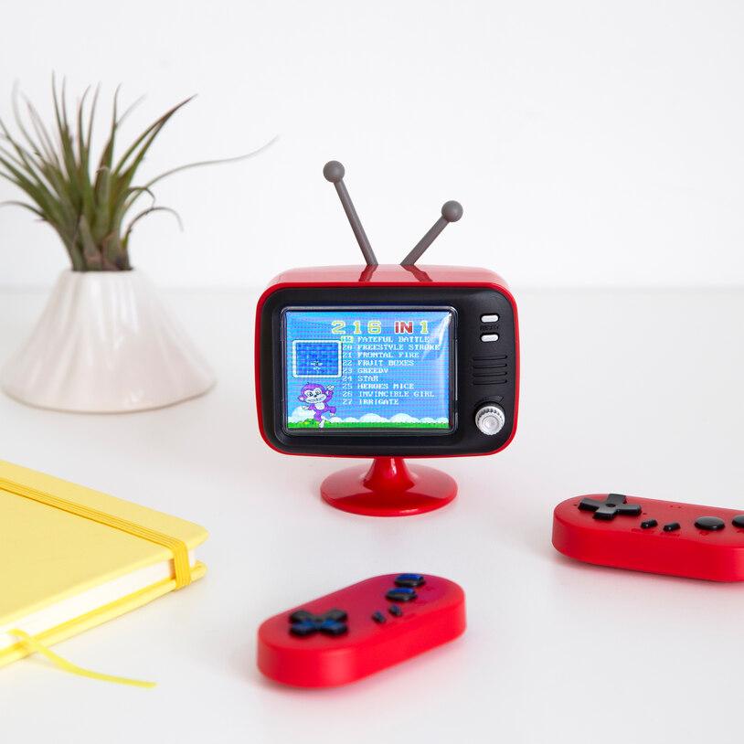Retro Mini TV Console 3