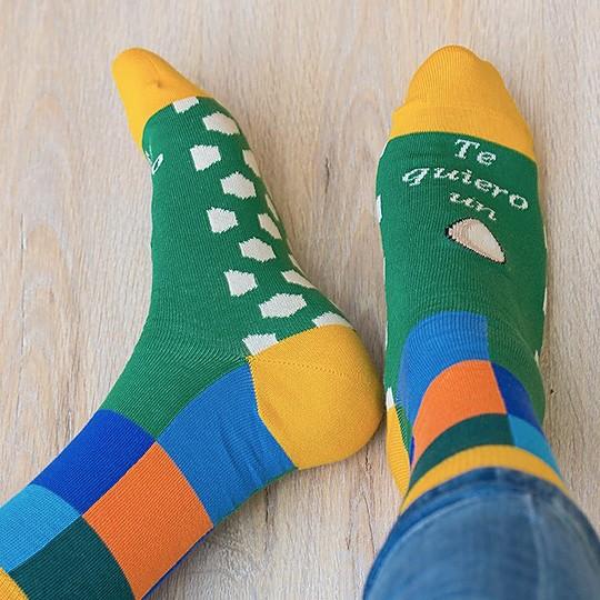 calcetines te quiero un huevo 2